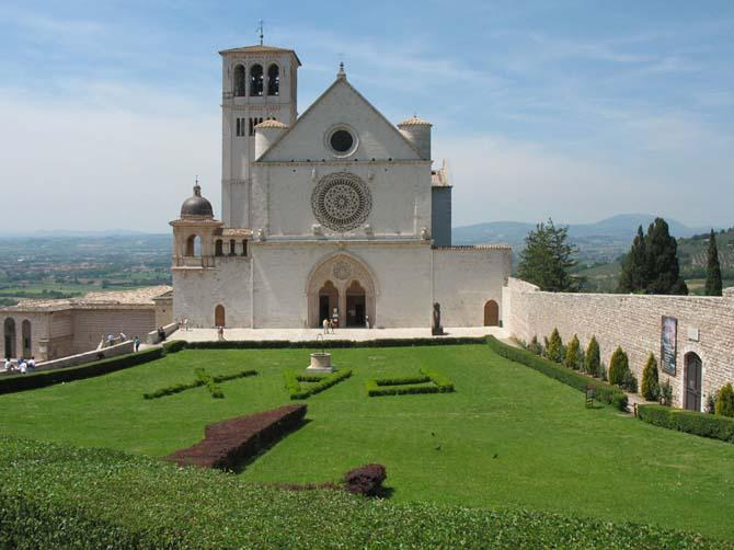 ORVIETO - ASSISI TOUR
